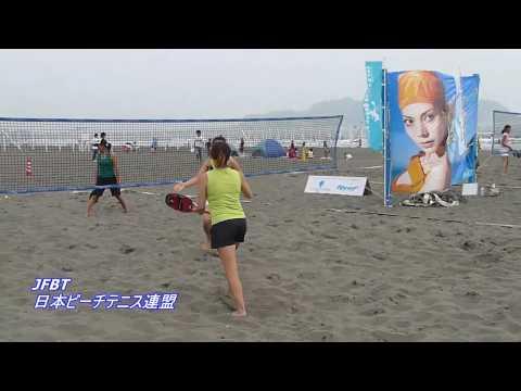 MOVIE | 湘南ビーチテニスTOUR第5戦 鵠沼海岸