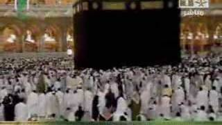 Beautiful Azan made in Mecca (Makkah)