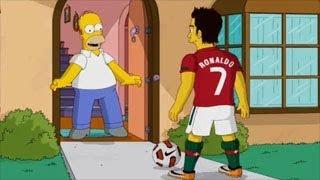 """تنبؤات سمبسون بنهائي كأس العالم روسيا 2018!! """"لن تتخيل من هو الفائز"""""""