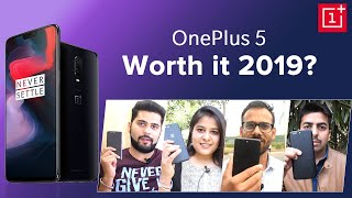 OnePlus 5 Review in 2019 - BUY or NOT | OnePlus 5 Still Worth Buying??