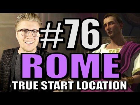 Civilization 5: Brave New World Gameplay - Rome Europe Mod [Part 76]