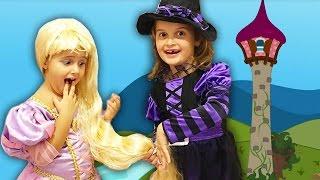 ABRAKADABRA   Süper Kahramanlar - Prensesler Gerçek Hayatta   Evcilik TV