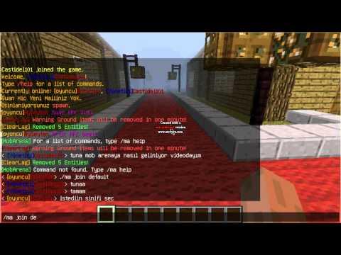 Castidel ile Minecraft 1.5.2 Server Macerası Bölüm 1 [Türkçe]