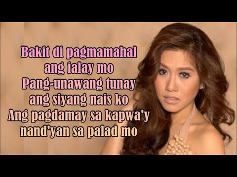 Minus One - Isang Lahi - In The Style Of Rachelle Ann Go video