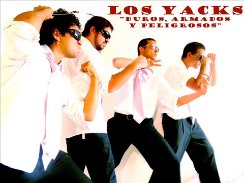 Los Yacks - Serenazgo