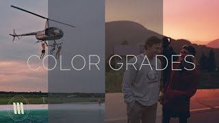 Color Grading RED Raw Footage /// 5K