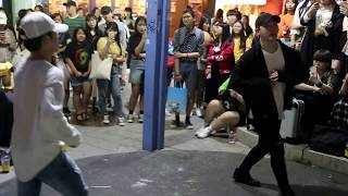 JHKTV]홍대댄스전디오비hong dae k-pop dance former dob Shine(빛나리)