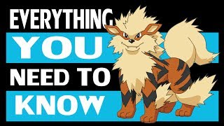Everything You Need to Know - Arcanine the Legendary Pokemon