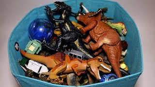 Toy Box: Dinosaurs, Cars, Jurassic World and More