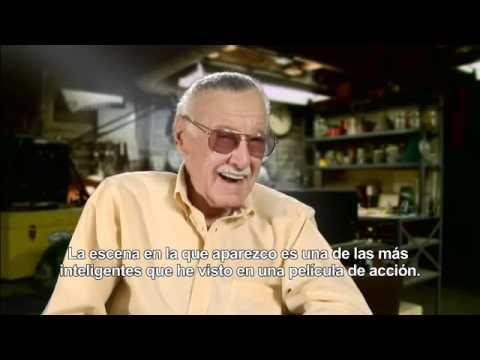 Stan Lee - The Amazing Spiderman