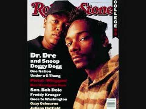 Dr.Dre feat Snoop & Daz - Let Me Ride (G-Funk Remix)