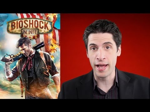 Bioshock Infinite game review