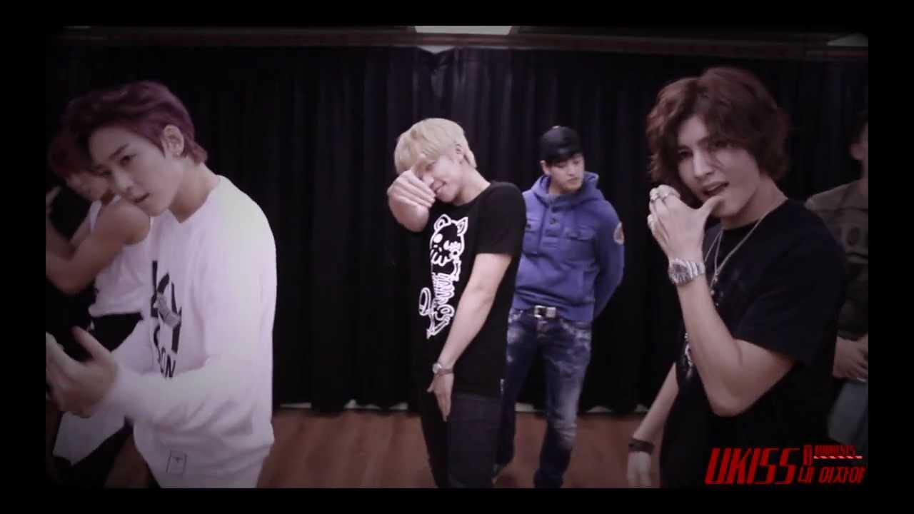 U-KISS            U Kiss Shes Mine Kpop Dance