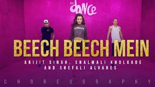 download lagu Beech Beech Mein - Jab Harry Met Sejal Choreography gratis