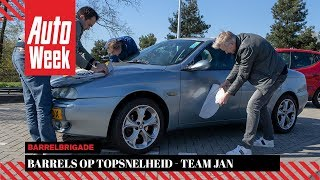 Barrels op Topsnelheid - Team Jan - English subtitles
