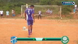 Pênaltis, Bela Vista de Alcântaras 1 3X2 1 Palmeiras do Sítio Benedito.