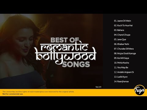 Best Of Romantic Bollywood Songs (Vol.1) | Trazor