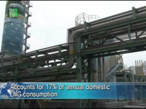 [Industry professional news channel itsTV]   Gov't OKs supply of 5.64 mln tons of LNG per year