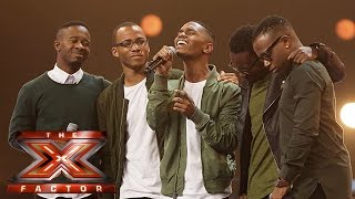 BEKLN want to see Cheryl again | 6 Chair Challenge | The X Factor UK 2015