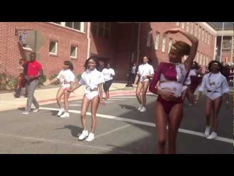 2013 AFRICAN-AMERICAN HISTORY PARADE (Shreveport, LA) - BTW BAND
