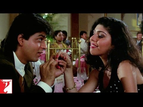 Raj Born Piano Player - Comedy Scene - Dilwale Dulhania Le Jayenge...