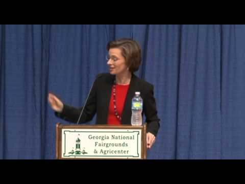 Michelle Nunn Dodges Question About Her Lack of Support for Georgia Farmers