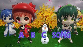 ABC Slow | Kids Song | Baby Song | Children Song | Nursery Rhyme