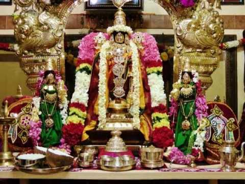 Ancient Vedic Chants (sanskrit) That Enlighten - pancha Suktham (nithyaparayana & Thirumanjanam) video