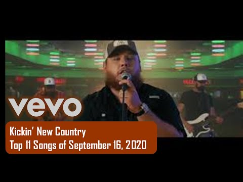 vevo: Kickin' New Country | Top 11 Songs of September 16, 2020