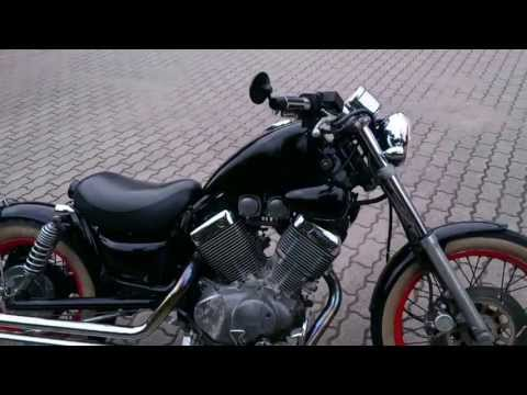 Yamaha XV 535 Virago Oldshool Bobber