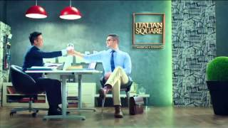 Italian Square Commercial Copy