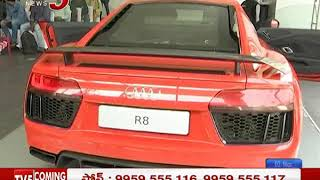 Audi India Inaugurates New Showroom @ Madhapur | TV5 News | 2nd March 2019