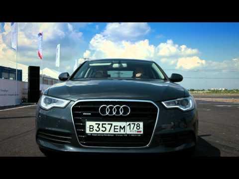 Презентация Audi A6 2011