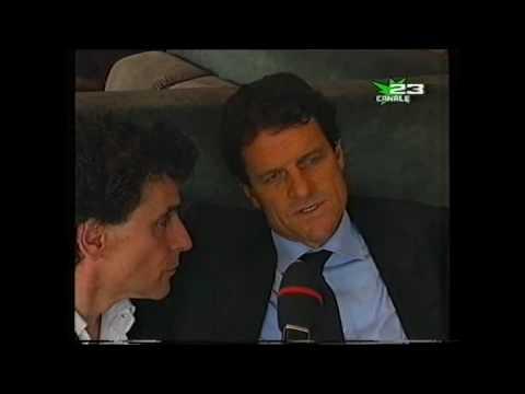 Massimo Gangeri intervista Fabio Capello