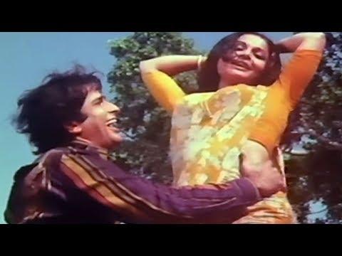 Jane Mujhe Kya Hua Re - Shashi Kapoor Rakhee Janwar Aur Insaan...