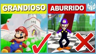 Los Mejores y Peores Hack Rom - Mods de Super Mario 64 | N Deluxe