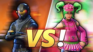 1 VS 1 IN PLAYGROUND FORTNITE BATTLE ROYALE!! - VINCENT VS EVA S2 #14