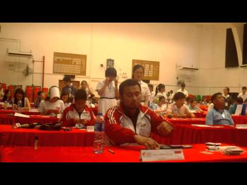 Tim Memory Sports Indonesia di Hongkong Internasional Open 2014 Part 2-4