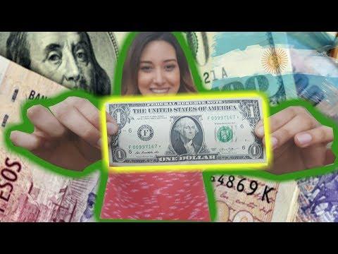 ¿Qué se puede COMPRAR con UN DOLAR en ARGENTINA? | Anapatricia.