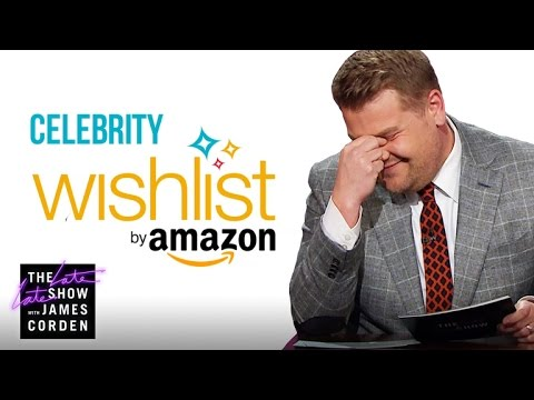Celebrity Amazon Wishlist: Jeb Bush, Hillary Clinton, The Rock