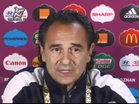 Euro2012 - Prandelli: