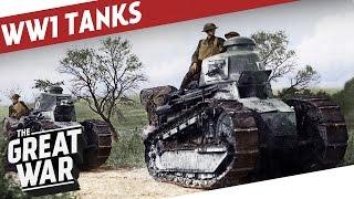 Tank Development in World War 1 I THE GREAT WAR Special