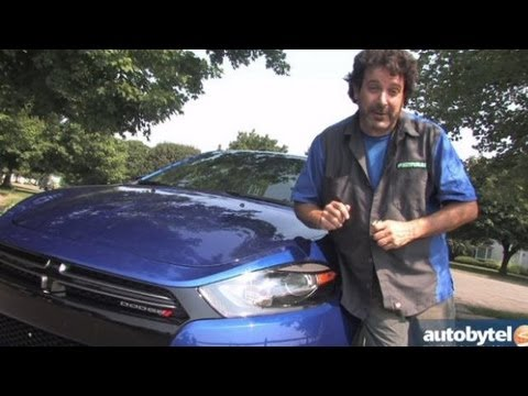 2013 Dodge Dart GT Test Drive & Compact Car Video Review