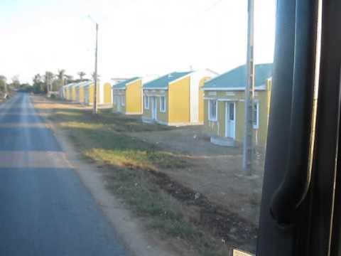 Andry Rajoelina - Trano mora ao Toliara