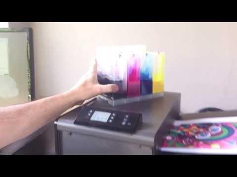 Sistema de Bulk Ink para HP Officejet pro X 451 dw