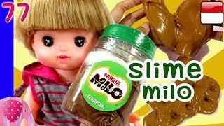 Mainan Boneka Eps 77 Bermain Slime Milo - GoDuplo TV
