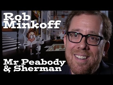 DP/30: Mr. Peabody & Sherman Director Rob MInkoff (2 Of 2)