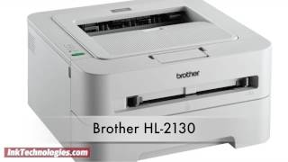 Brother HL 2130 Instructional Video