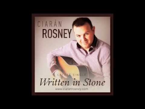 Written in Stone - Ciarán Rosney
