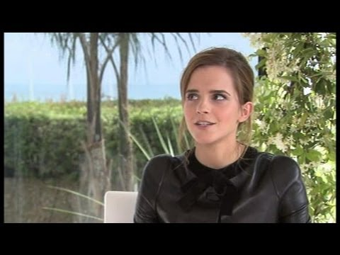 The Bling Ring: Interview of Emma Watson at le Festival de Cannes - 16/05
